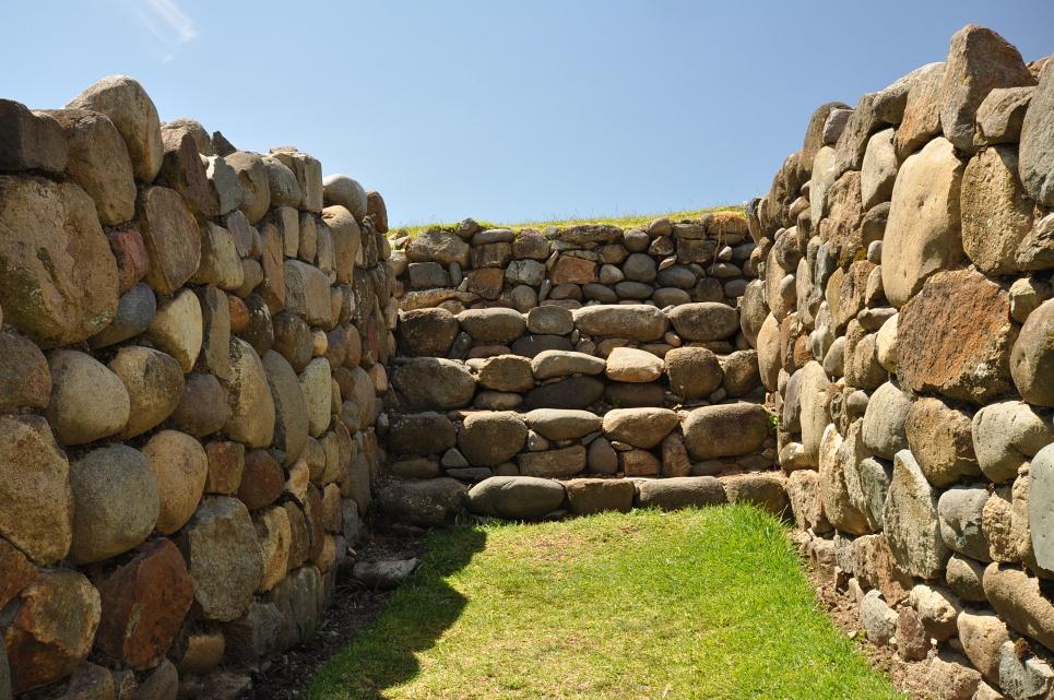Den Incas auf den Spuren…