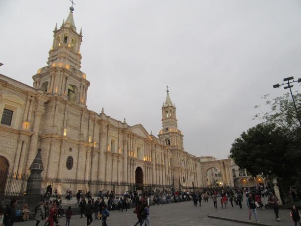 La Ciudad Blanca – Arequipa