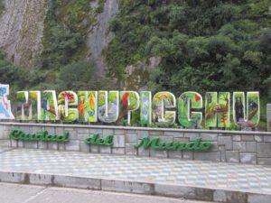 Auf nach Machu Picchu Pueblo